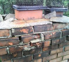 fire brick repairs needed