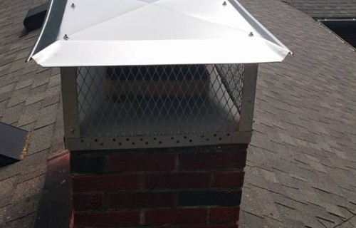 Indiana Chimney Cap Replacement