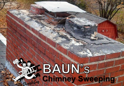 Chimney Flue Cleaning and Repair