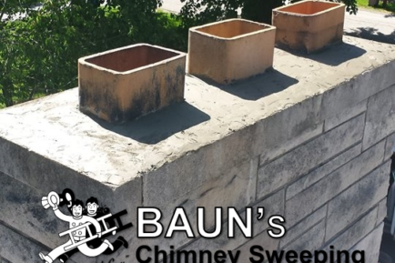Raccoon Proof and Chimney Crack Repair