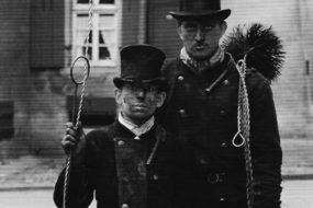History of a Chimney Sweeps Top Hat & Tails