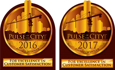 2016-2017 Puls of City Customer Service Award