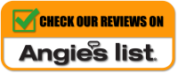 Check our reviews on Angies list