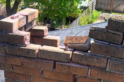 Chimney Brick Repair