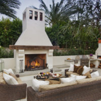 indianapolis outdoor fireplace and pizza oven